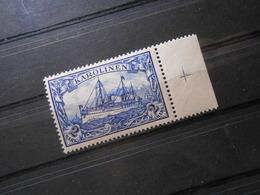 D.R.17   2M**/MNH   Deutsche Kolonien (Karolinen) 1900/10  Mi 22,00 € - Colonia: Isole Caroline