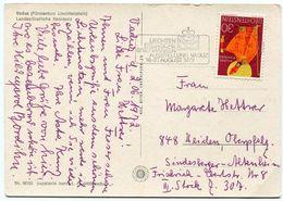 Liechtenstein - Postcard - Carte Postale - Liechtenstein