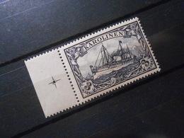 D.R.18   3M**/MNH   Deutsche Kolonien (Karolinen) 1900/10  Mi 40,00 € - Colonia: Isole Caroline