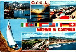 Saluti Da MARINA Di CARRARA - Multivues - Carrara
