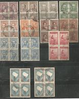 Procers Y Riquezas Usados - Used Stamps