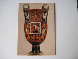 CPM 75 Paris Musée Du Louvre Département Des Antiquités Grecques Et Romaines Cratère à Volutes Héros  1974 T.B.E. - Museos