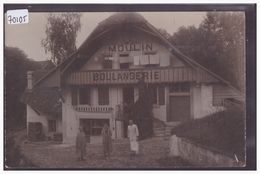 DISTRICT DE MOUDON - CURTILLES - MOULIN - BOULANGERIE - TB - VD Vaud