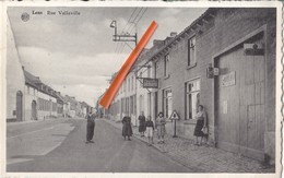 LENS - Rue Vallaville - Carte Animée - Lens
