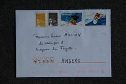Lettre De FRANCE (PARIS) - Lettres & Documents