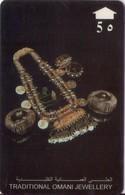 TARJETA TELEFONICA DE OMAN. (054) - Oman