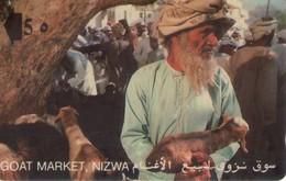 TARJETA TELEFONICA DE OMAN. (057) - Oman