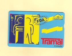 "PHONECARD OPTICO PORTUGAL ""TRAMAL"" 608L - 20U - EX: 5.500 - NEW/NOT USED - Portugal"