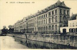 59 - Lille - L'Hospice Général - Lille