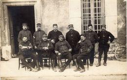 Escadron Du Train à Lussel Ou Marsillargues (Herault) - Personnages