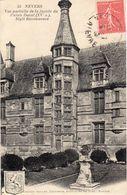 NEVERS  -  Vue Partielle De La Façade Du Palais Ducal - Nevers