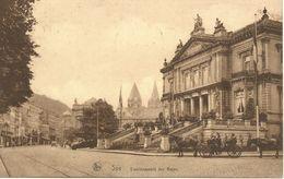 Spa.  Etablissement Des Bains. (scan Verso) - Spa