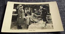 MATA HARI - GRETA GARBO Ramon Novarro Lionel Barrymore - Original Alte ROSS Film-Foto-Postkarte Ca. 14 X 9 Cm - 1708949 - Acteurs