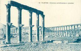 A-18-3586 : PALMYRE. - Syria