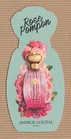 CC Carte Parfumée ANNICK GOUTAL Perfume Card JAPAN Replica - Modern (from 1961)