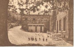 Les Environs De SPA. Vallée De La Hoëgne. Hôtel Du Moulin Thorez. (scan Verso) - Malmedy
