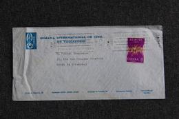 Enveloppe De La Semana Internacional De Cine De VALLADOLID ( 1973) - 1931-Hoy: 2ª República - ... Juan Carlos I
