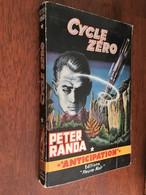 FLEUVE NOIR ANTICIPATION N° 182   CYCLE ZÉRO   PETER RANDA   E.O. 1961 L2 - Fleuve Noir