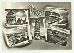 PISA VEDUTE  VIAGGIATA FP - Pisa
