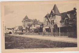 Croix-de-Vie, Les Chalets De La Pelle à Porteau - France