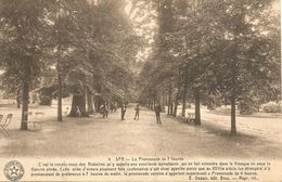 SPA  -  La Promenade De 7 Heures.. (scan Verso) - Spa
