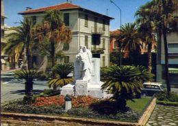 Bordighera - Imperia - Monumento - 85 - Formato Grande Viaggiata – E 4 - Imperia