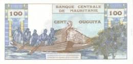 MAURITANIA  P.  1a 100 O 1973 UNC - Mauritania