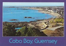 Postcard Cobo Bay Guernsey By John Hinde My Ref B22142 - Guernsey