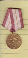 (2) Médailles & Décorations Russe (A Identifier) - Army & War