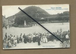 CPA  Abîmée - Guerre 1914-1915 - Le Général Joffre à Bruyères En Vosges - Bruyeres