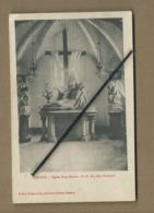 CPA - Bergues  - Eglise Saint Martin - N.D. Des Sept Douleurs - Bergues