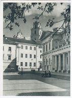 Lithuania Lietuva USSR 1960 Vilnius Wilna Wilno Vilna Vilno, Canceled In Siauliai Telsiai - Litauen