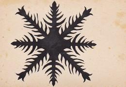 Orig. Scherenschnitt - 1948 (32582) - Chinese Paper Cut
