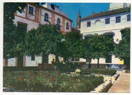 Espagne -- SEVILLA --1972 -- Plaza De Dona Elvira ( Animée)  --- Timbres -- Cachets -- - Sevilla