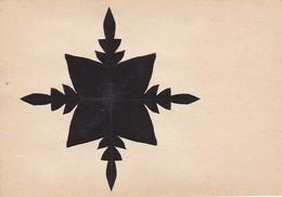 Orig. Scherenschnitt - 1948 (32583) - Chinese Paper Cut