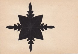 Orig. Scherenschnitt - 1948 (32583) - Papier Chinois