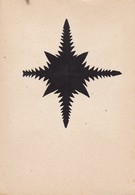 Orig. Scherenschnitt - 1948 (32584) - Chinese Paper Cut