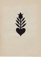 Orig. Scherenschnitt - 1948 (32586) - Scherenschnitte