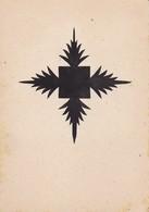 Orig. Scherenschnitt - 1948 (32587) - Chinese Paper Cut