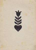 Orig. Scherenschnitt - 1948 (32588) - Scherenschnitte
