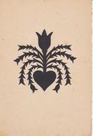 Orig. Scherenschnitt - 1948 (32589) - Scherenschnitte