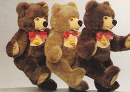Postcard Steiff Teddy Bears Molly Teddy  My Ref B22144 - Games & Toys