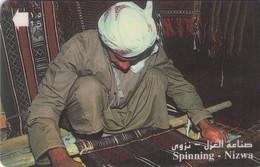 TARJETA TELEFONICA DE OMAN. (079) - Oman