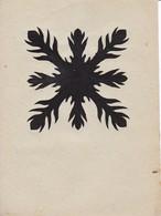 Orig. Scherenschnitt - 1948 (32597) - Chinese Paper Cut