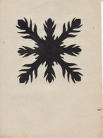 Orig. Scherenschnitt - 1948 (32597) - Papel Chino