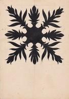 Orig. Scherenschnitt - 1948 (32598) - Chinese Paper Cut
