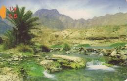 TARJETA TELEFONICA DE OMAN. (082) - Oman