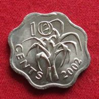 Swaziland 10 Cents 2002 UNCºº  Swasiland Swazilandia Suazilandia - Swaziland