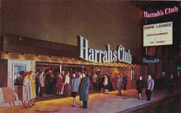 Nevada Reno Harrah's Club Show Lounge