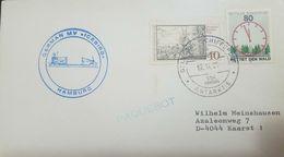 L) 1985 GERMANY, FOREST, CLOCK, ALBRECHT ALTDORFER, PAINTER, ANTARCTIC, FDC - [5] Berlin